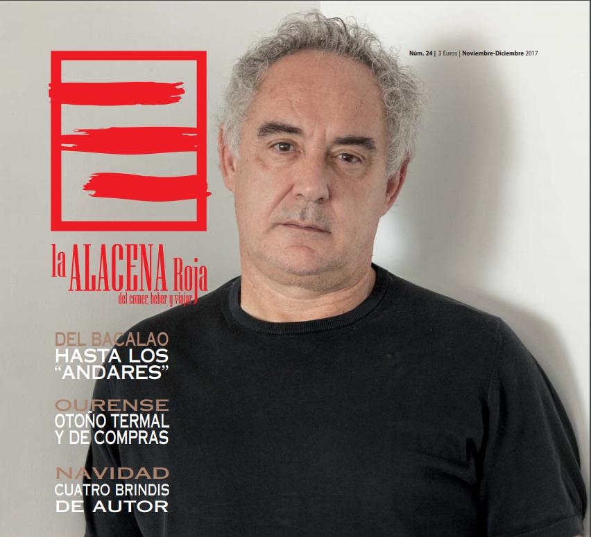 """La revista """"La Alacena Roja"""" se hace eco de nuestro mejillón"""